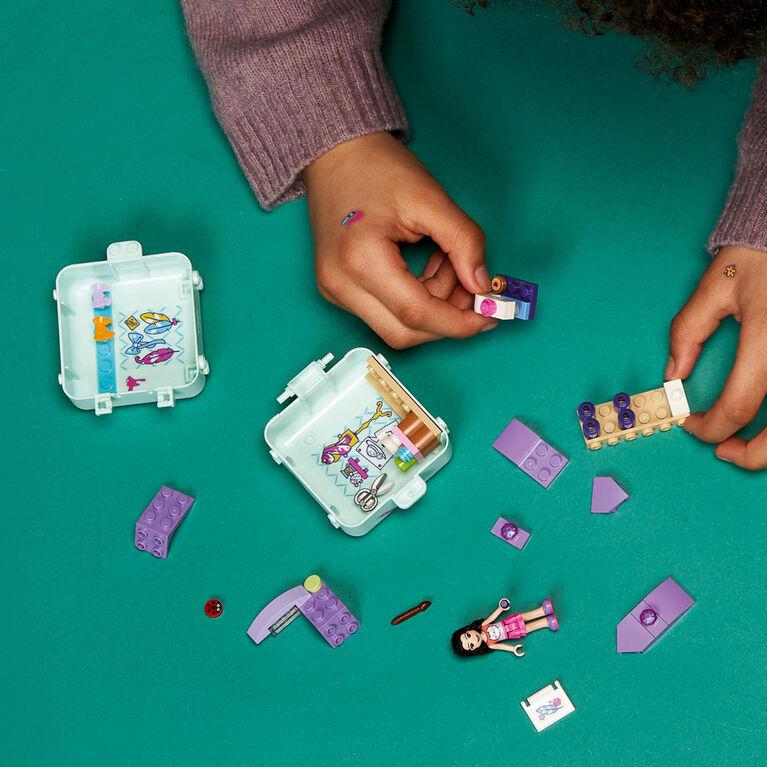 LEGO Friends Le cube de mode d'Emma 41668