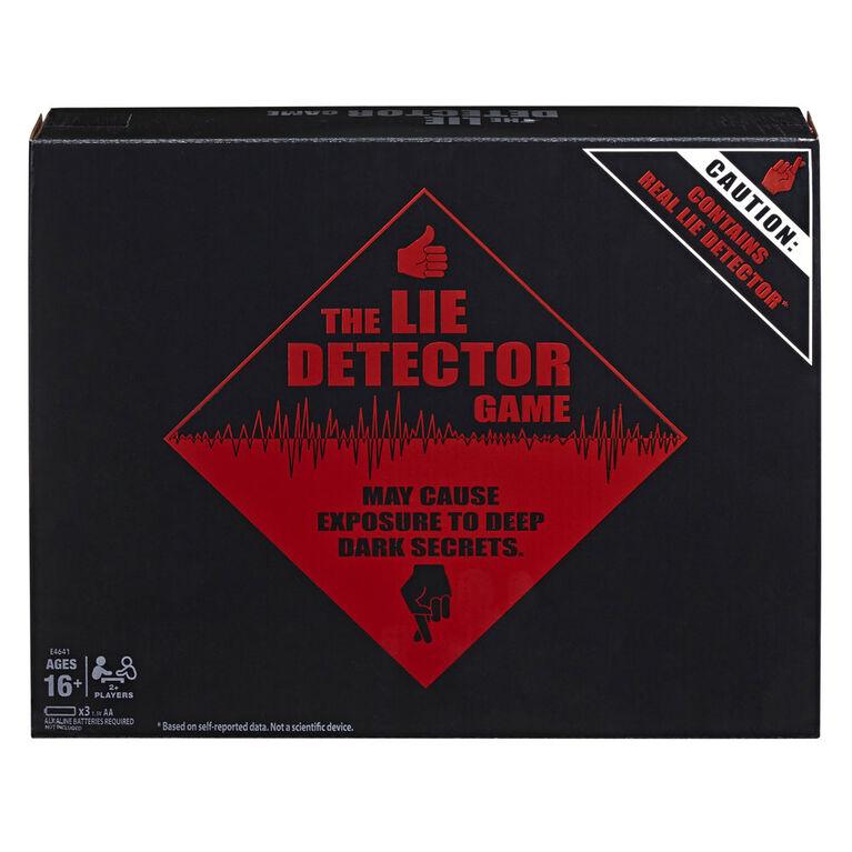 Le détecteur de mensonges, jeu de party pour adultes
