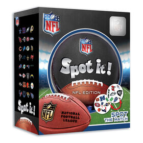 NFL Spot it! All-League Card Game - Édition anglaise