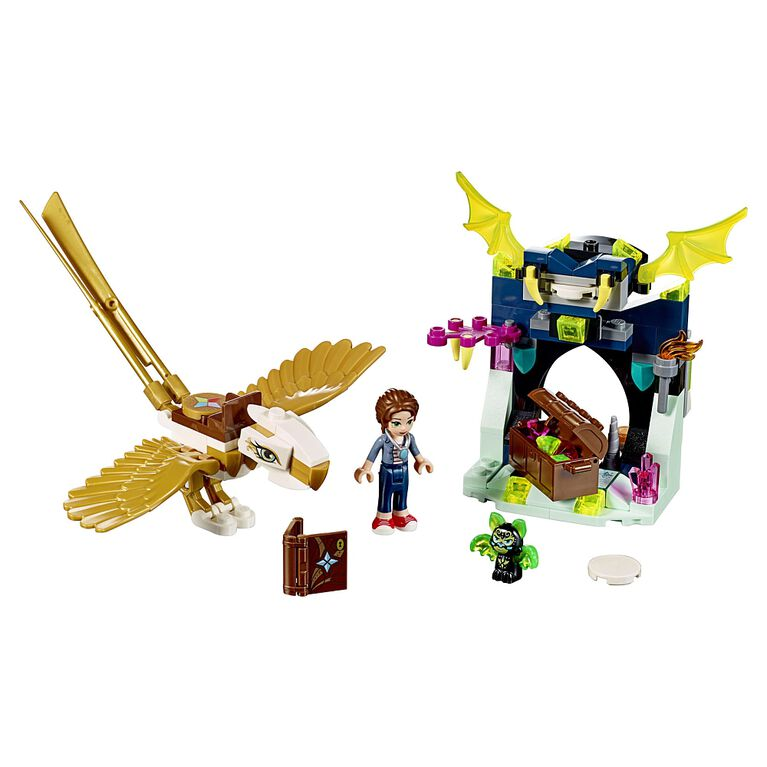 LEGO Elves Emily Jones & the Eagle Getaway 41190