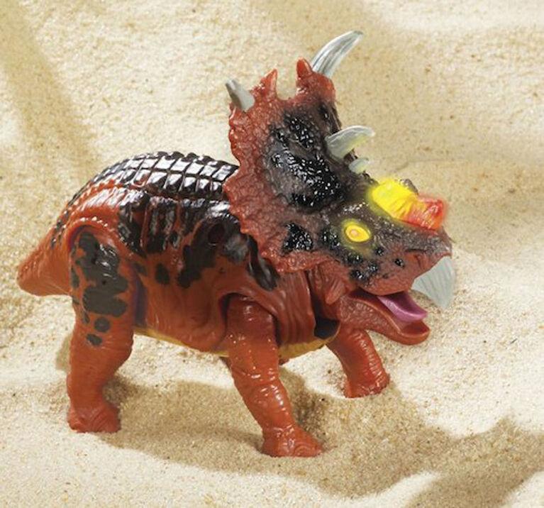 Animal Planet - Styracosaurus Dinosaur Encounter Playset - R Exclusive