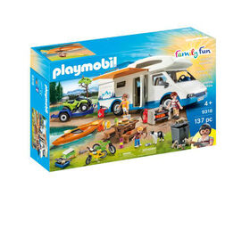 Playmobil - Camping Adventure Set
