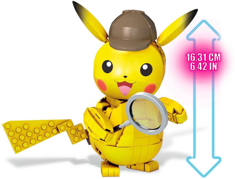 Mega Construx - Detective Pikachu - Detective Pikachu format moyen