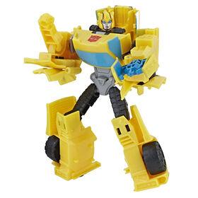 Transformers Cyberverse - Bumblebee de classe guerrier.