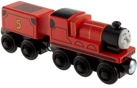 Fisher-Price - Thomas et ses amis - Bois - James