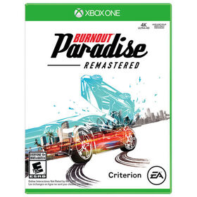 Xbox One - Burnout Paradise Remastered