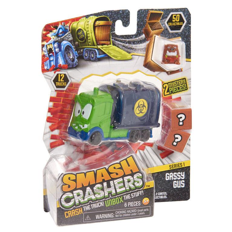 Smash Crashers Gassy Gus