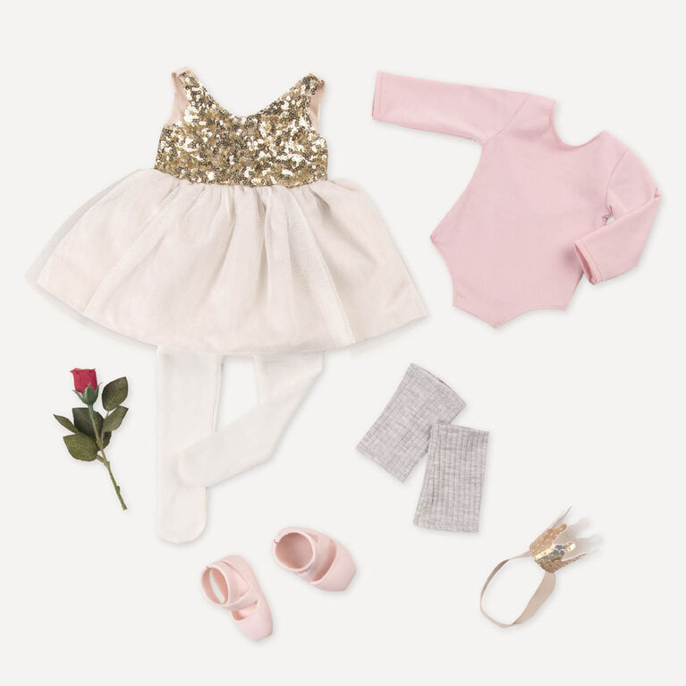 Our Generation, Opening Night, Ballet Outfit for 18-inch Dolls