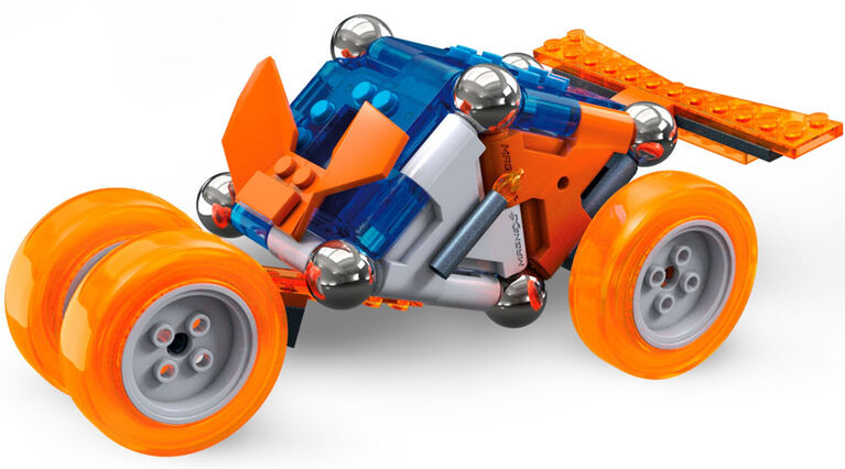 Mega Construx Magnext 4-in-1 Mag-Racers