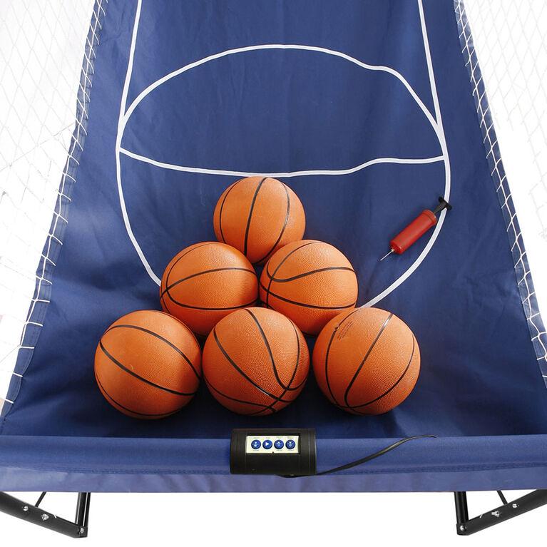 Jeu de basket-ball Hoops Dual Electronic