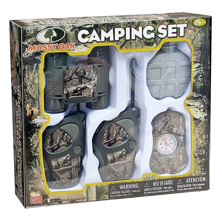 Mossy Oak Camping Set