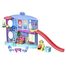 Peppa Pig Peppa's Adventures Peppa's Ultimate Play Center Preschool Toy, with Speech and Sounds - R Exclusive