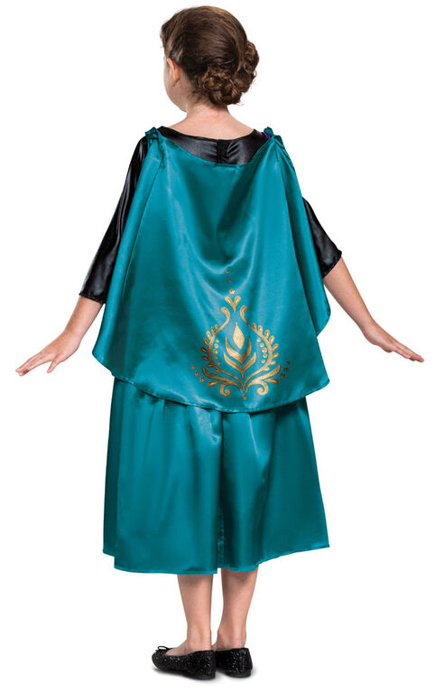 Queen Anna Classic Costume - 7-8 Years
