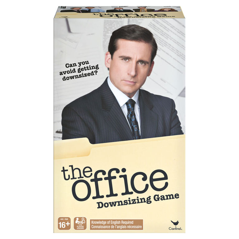 The Office TV Show Downsizing Party Quiz Game - English Edition