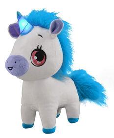 Wish Me Pet - Tinks The Blue Horn Unicorn