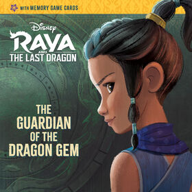 The Guardian of the Dragon Gem (Disney Raya and the Last Dragon) - Édition anglaise