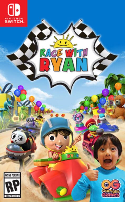 Nintendo Switch Race with Ryan