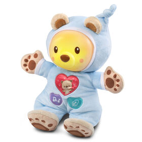 Sleepy Glow Bear - French Edition