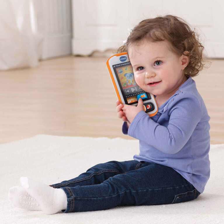 Vtech - Touch & Swipe Baby Phone - English Edition