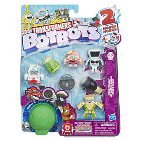 Transformers BotBots Series 2 Swag Stylers 8-Pack