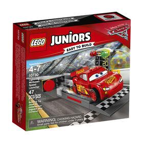 LEGO Juniors Cars Disney Pixar Lightning McQueen Speed Launcher 10730
