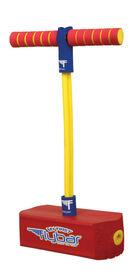 Flybar Mon Premier bâton de pogo en mousse pour les Enfants de 3 Ans et Plus (Rouge)