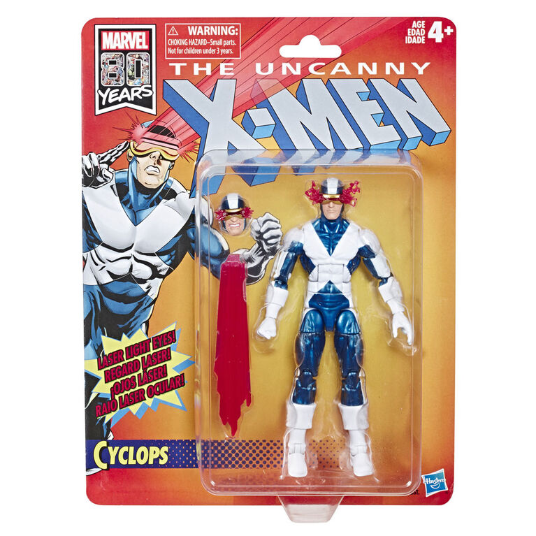 Marvel Retro: X-Men Collection - Cyclops