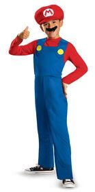 Super Mario Bros. Mario Classic Costume 7-8