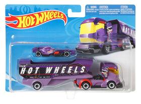 Hot Wheels Super- STEEL POWER