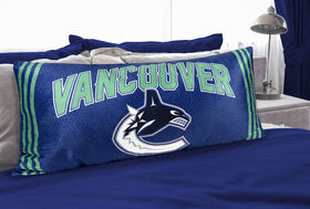 NHL Body Pillow - Vancouver Canucks