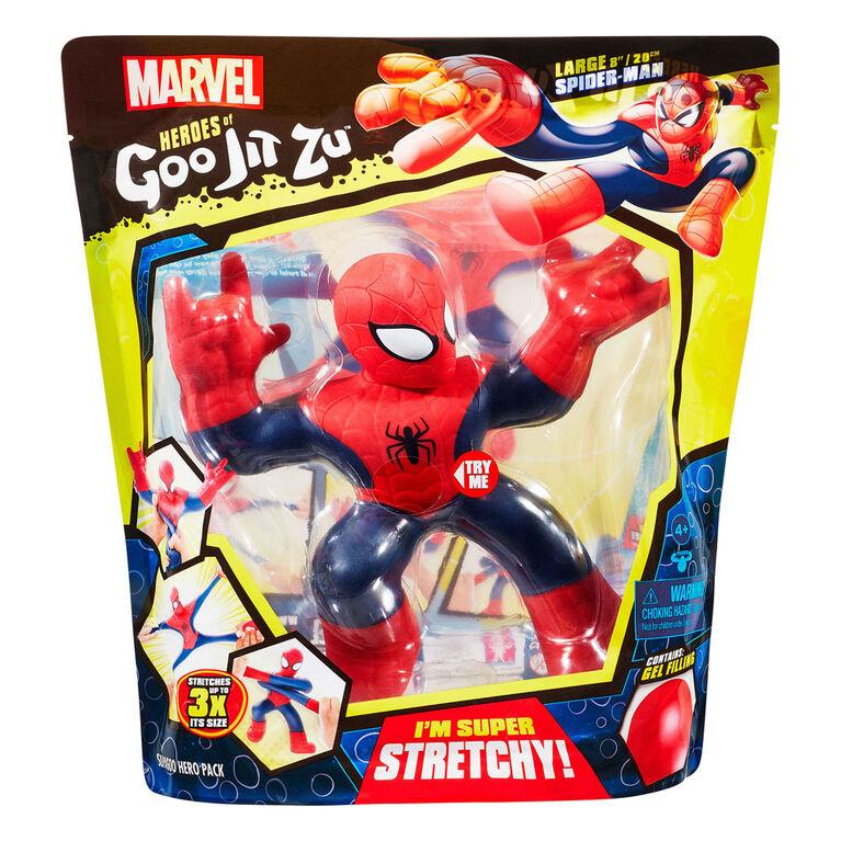 Heroes of Goo Jit Zu Licensed Marvel Supagoo Hero Pack - Spider-Man - R Exclusive