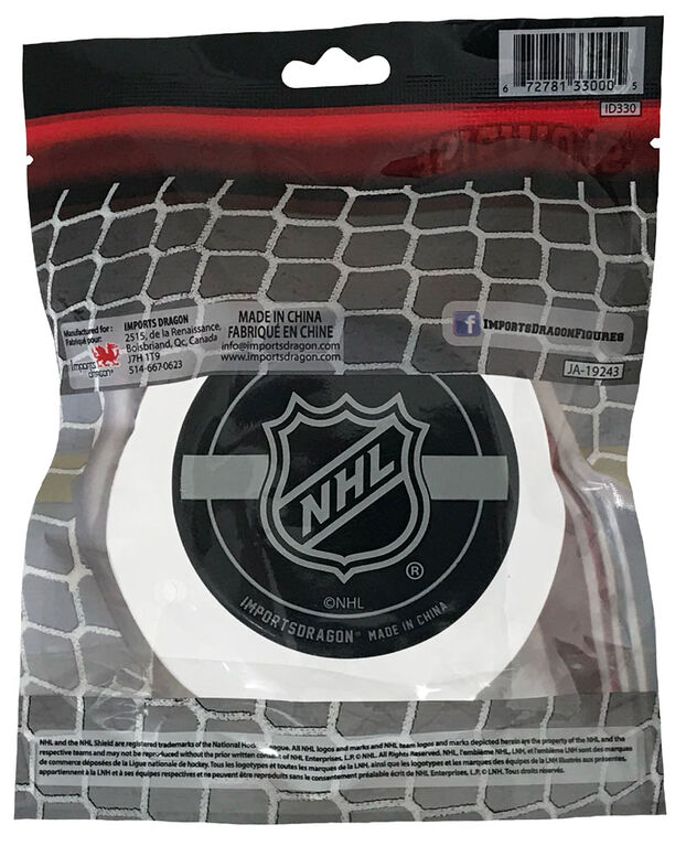 NHL Foam Hockey Puck
