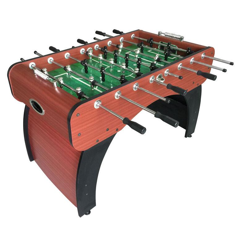 Metropolitan 54-in Foosball Table