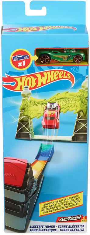 Hot Wheels Electric Tower Stunt Set - R Exclusive