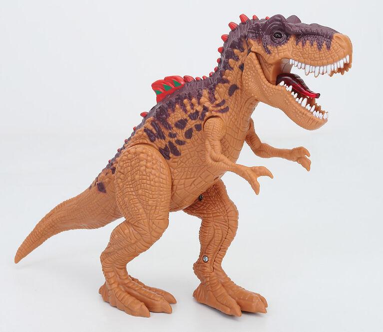 Animal Planet - Dino lumière et son - Tyrannosaure Rex - Notre exclusivité