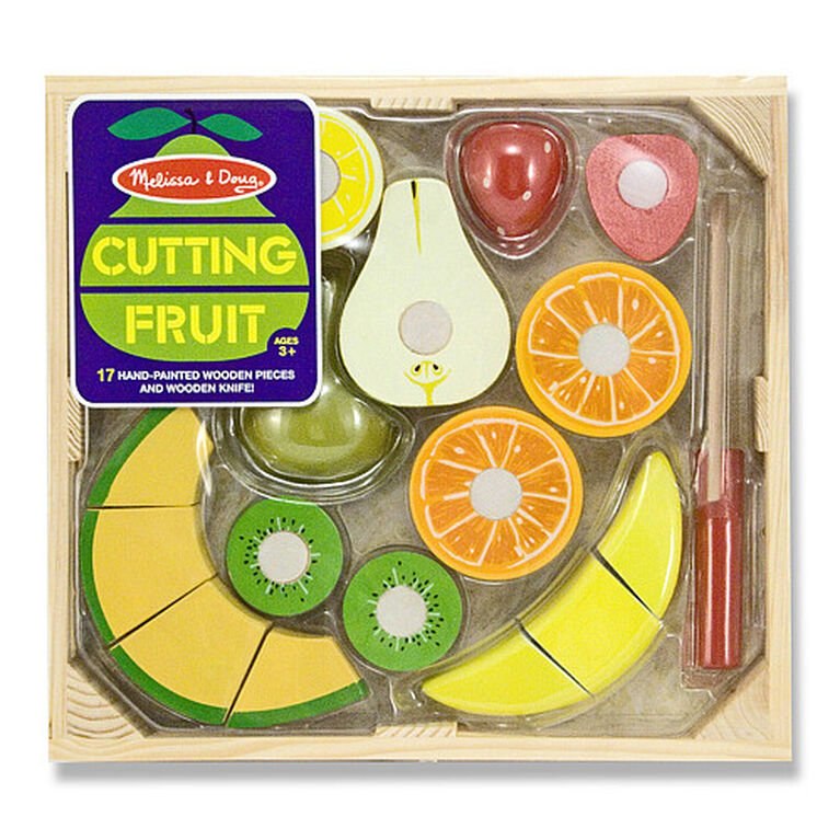 Melissa & Doug - Cutting Fruit