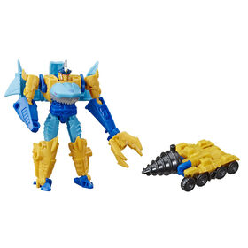 Transformers Cyberverse Spark Armor Sky-Byte Action Figure
