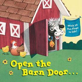 Open the Barn Door… - Édition anglaise