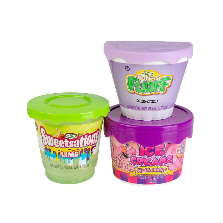 ORBSlimi Super Set FluffiSwirlz - 3 pack - R Exclusive