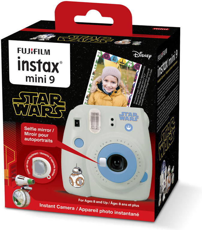 Fujifilm Star Wars Instax Mini 9