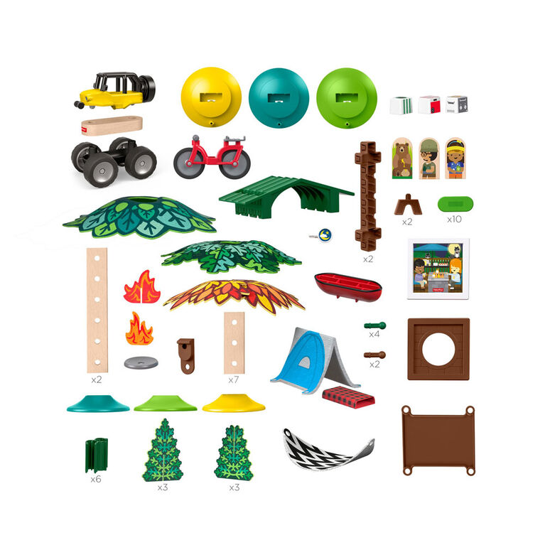 Wonder Builders Design System Soft Slumber Campground