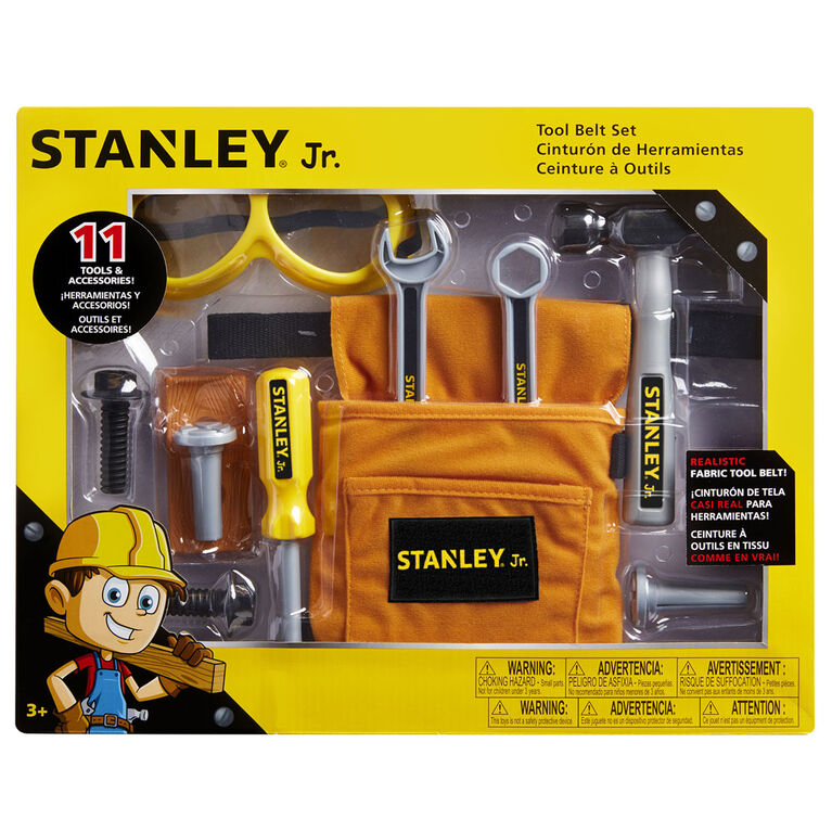 Stanley Jr Tool Belt Set