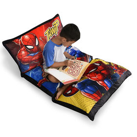 Marvel Spider-Man 3 Piece Pillow Lounger Cover
