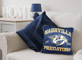 NHL Team Cushion - Nashville Predators