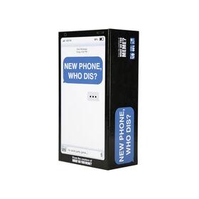 New Phone, Who Dis? Jeu de fête pour Adultes  - Édition anglaise