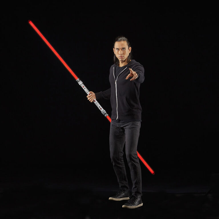 Star Wars The Black Series Darth Maul Ep1 Force FX Lightsaber
