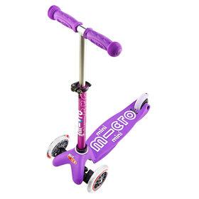 Trottinettes Micro - Mini Micro Trottinette De Luxe - Violete