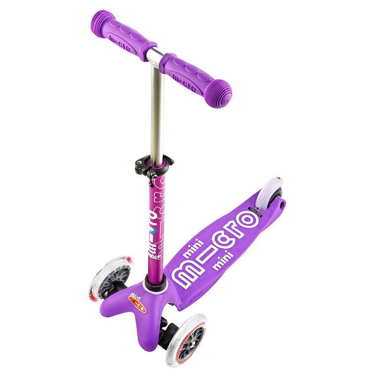 Micro Scooters - Mini Micro Deluxe Kickboard Purple