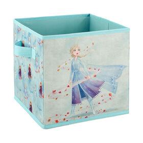 Frozen II 9 Inch Soft Storage Bin - Elsa