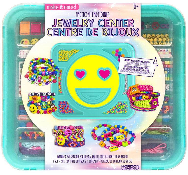 Make It Mine! Emoticon Jewelry Center - R Exclusive